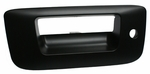 New LatchWell Tailgate Handle Bezel - Black - Locking