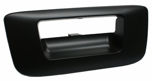 New LatchWell Tailgate Handle Bezel - Black - Non-Locking