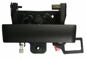New LatchWell Tailgate Handle - Black - Locking