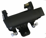 New LatchWell Tailgate Handle - Black - Non-Locking