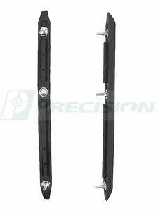 New Precision Weatherstripping Bumper Guard- Front / BGF 1700 68