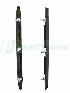 New Precision Weatherstripping Bumper Guard- Front / BGF 1700 70
