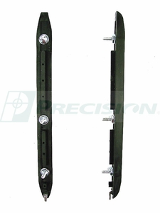 New Precision Weatherstripping Bumper Guard- Front / BGF 1701 68