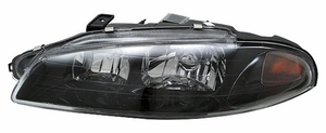 New Replacement DOT Headlight Assembly - LH