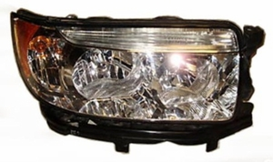 New Replacement DOT Headlight Assembly - RH