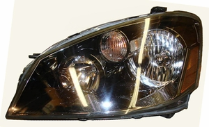 New Replacement DOT HID Headlight Assembly - LH