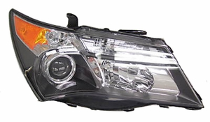 New Replacement DOT HID Headlight Assembly - RH