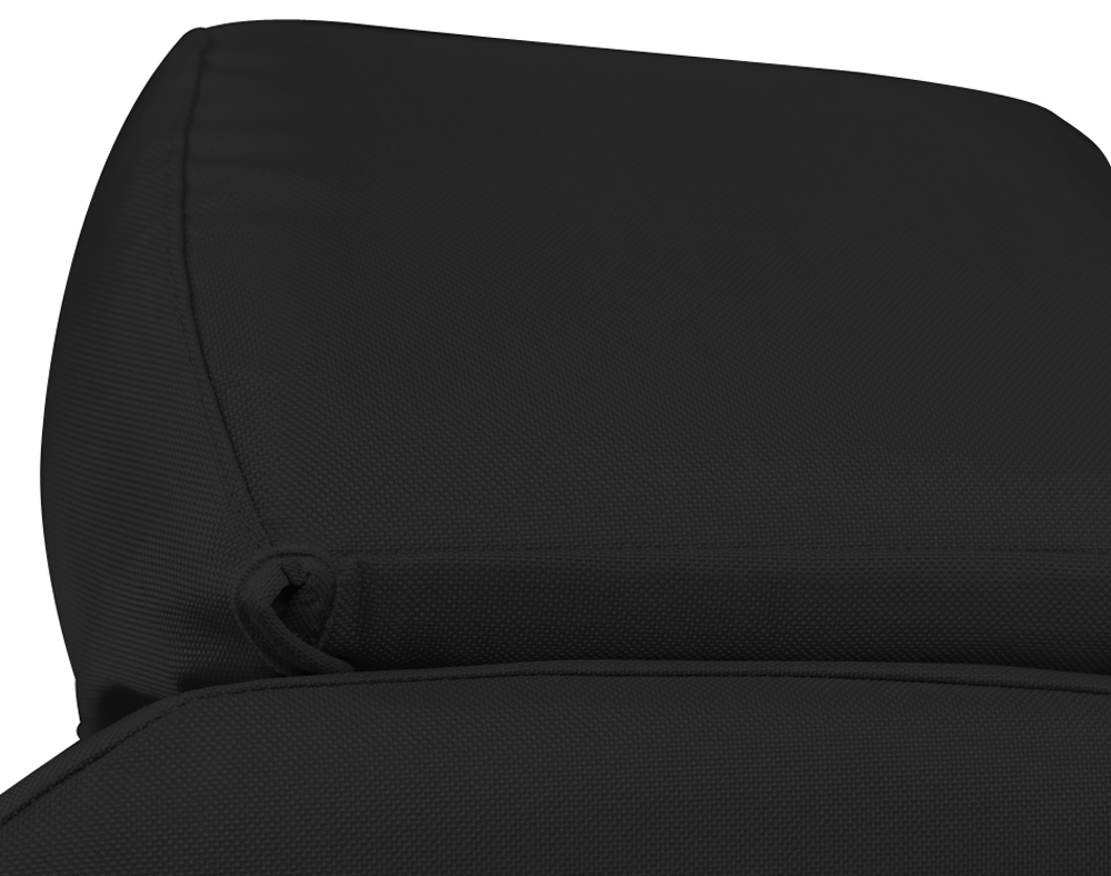 New Tactical Ballistic Black Seat Covers With Molle System