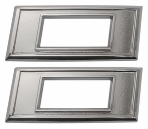 Trim Parts: 2890 / New 1969 Rear Marker Bezel