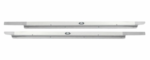 Trim Parts: 3001 / New 1962-1967 Convertible X-Body Sill Plate