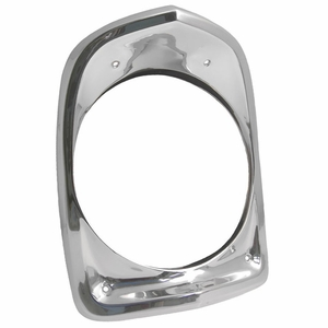 Trim Parts: 3055 / New 1966 Headlight Bezel