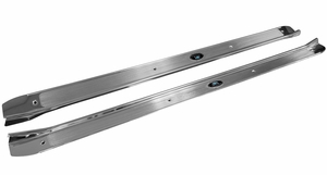 Trim Parts: 4152 / 1968-1972 GM A-Body Door Sill Plates