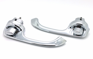 Trim Parts: 4155 / New Outside Door Handle Set