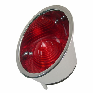 Trim Parts: 5305 / New 1961-1962 Corvette Outboard Tail Light Housing Assembly