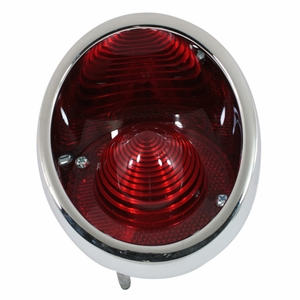 Trim Parts: 5351 / New 1963-1967 Corvette Outboard Tail Light Assembly