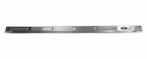Trim Parts: 6732R / New 1970-1972 Firebird & Camaro Sill Plates with Riveted Tag