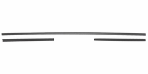 Trim Parts: 8076 / New 1964-1965 GTO Interior Rear Window Trim