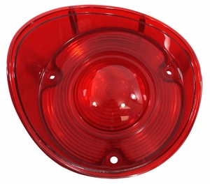 Trim Parts: A4404 / New 1972 Chevelle Tail Light Lens