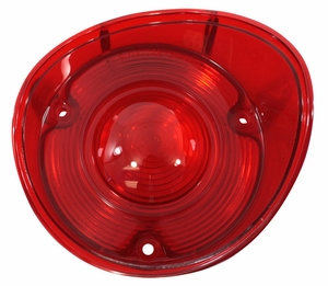 Trim Parts: A4405 / New 1972 Chevelle Tail Light Lens