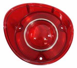 Trim Parts: A4406 / New 1972 Chevelle SS Tail Light Lens