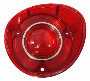 Trim Parts: A4407 / New 1972 Chevelle SS Tail Light Lens