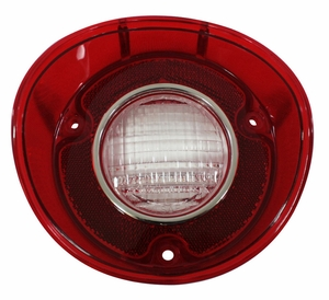 Trim Parts: A4427 / New 1972 Chevelle SS Back Up Light Lens