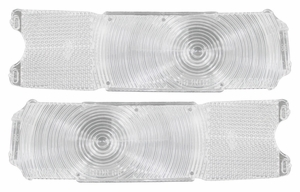 Trim Parts: A4846 / New 1966 Inner Tail Light Lens