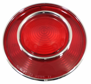 Trim Parts: A5807 / New 1974 Corvette Tail Light Lens Assembly