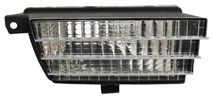 Trim Parts: A5814 / New 1973-1974 Corvette Parking Light Lens, RH
