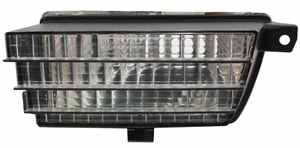 Trim Parts: A5831 / New 1975-1979 Corvette Parking Light Lens, LH