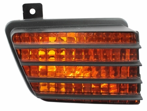 Trim Parts: A5832 / New 1980-1982 Corvette Parking Light Lens, RH