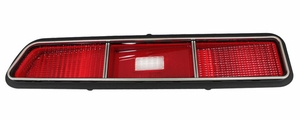 Trim Parts: A6700A / New 1969 Camaro Standard Tail Light Lens, LH