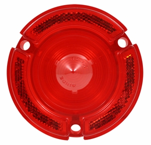 Trim Parts: A8025 / New 1960 Star Chief Tail Light Lens