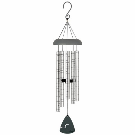 Angel Arms Wind Chimes 30""