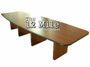 12' Custom Conference Table