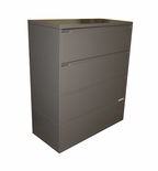 "42"" 4 Drawer Lateral File"