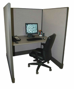 Color Choice - 48x48 Cubicles