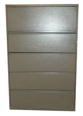 42 5 drawer meridian lateral file for Meridian cabinets