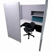 "Used - 6x6 Acoustical ""Quiet Cubicles"""