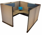 Used 8x8 Acoustical Cubicle Pods