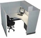 "6x6 ""Action"" Cubicles"
