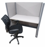24x48 Call Center Cubicles