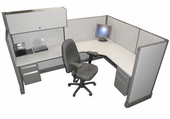 6x8 Office Cubicles