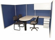 Instant Office Cubicles