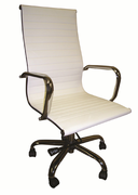 Modern High-Back Executive Chair