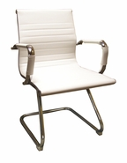 Modern Sled Base Side Chair S3-65