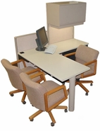 Modular Customer Office Desks