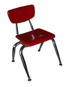 "14"" Stacking Classroom Chair (Martest  3000)"