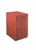 New Wood Laminate � Mobile Box-Box-File Pedestal File with lock.