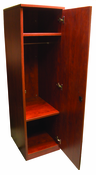 New Wood Laminate – Wardrobe Cabinet with lock